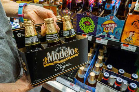 Le litige concerne deux bières Modelo Reserva de Constellation Brands.