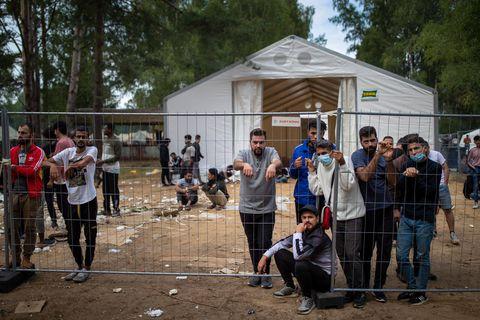 Minsk intensifie la crise migratoire à la frontière lituanienne