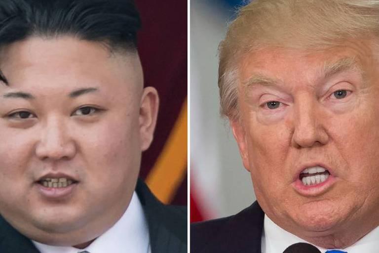 """Pour la Corée du Nord, Trump fait en Asie une tournée de """"va-t-en-guerre"""""""