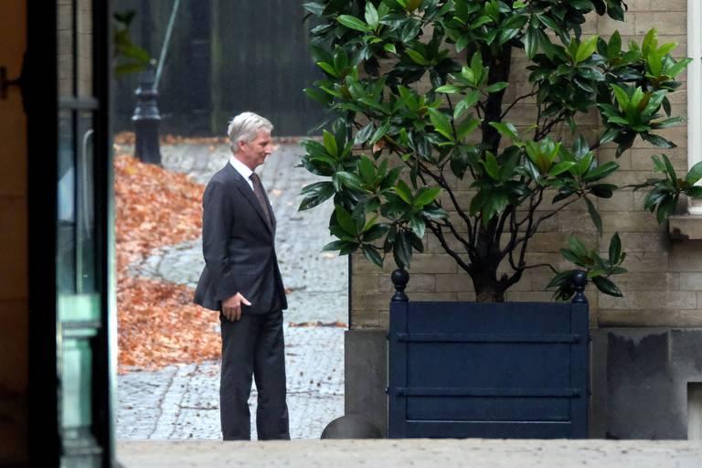 En 2011, Albert II a poussé Elio Di Rupo à mettre un terme à la crise des 541 jours