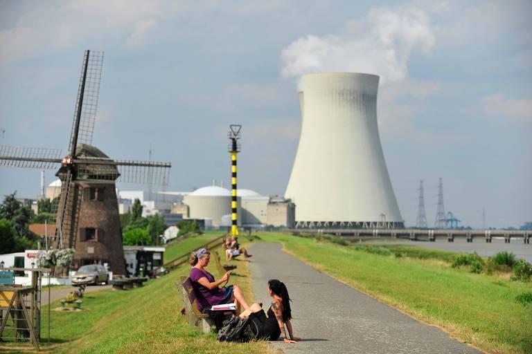 BELGIUM-NUCLEAR PLANTS-EVACUATION-PRCAUTIONARY MEASURE