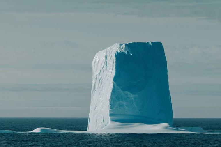 Le Groenland suffoque: la région arctique a connu un épisode de fonte extrême interpellant