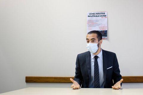 """Sammy Mahdi lance une campagne contre les """"fake news"""" sur une régularisation collective"""