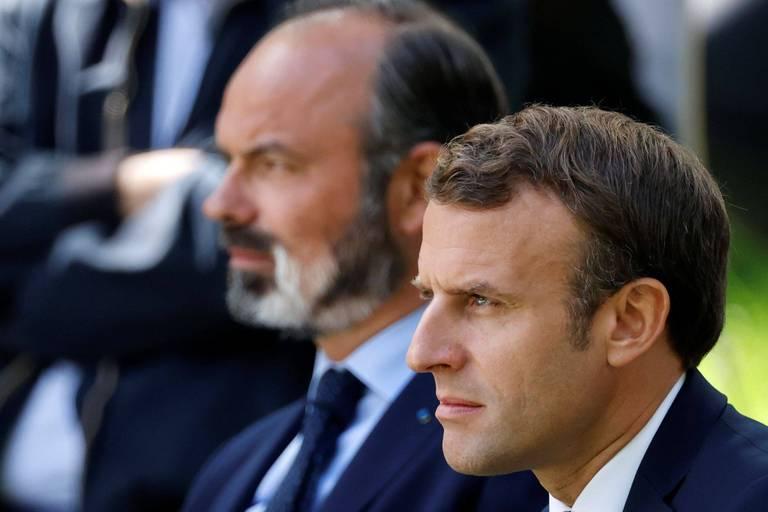 """Présidentielle 2022 : Edouard Philippe annonce son """"soutien complet"""" à Emmanuel Macron"""