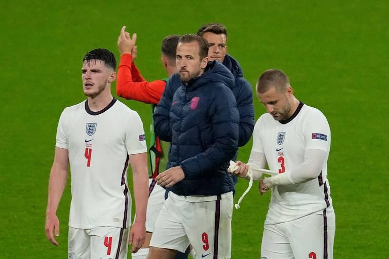 """""""La pire prestation depuis l'arrivée de Southgate"""", """"un problème Kane"""", """"la peur de perdre"""": l'Angleterre dézinguée par la presse britannique"""