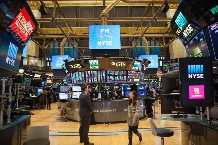 Wall Street rebondit à l'ouverture, dans l'attente de chiffres de l'emploi