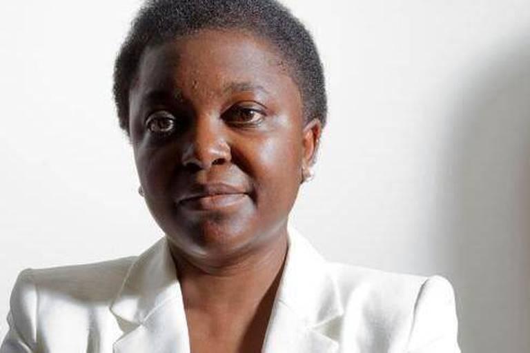 """Cécile Kyenge: """"Je refuse les insultes racistes"""""""