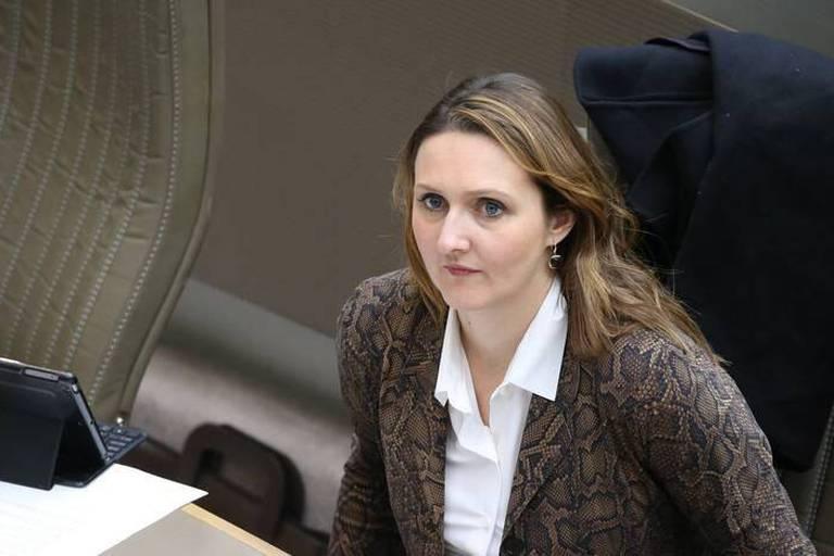 Gwendolyn Rutten réélue à la tête de l'Open Vld avec 89,43% des voix