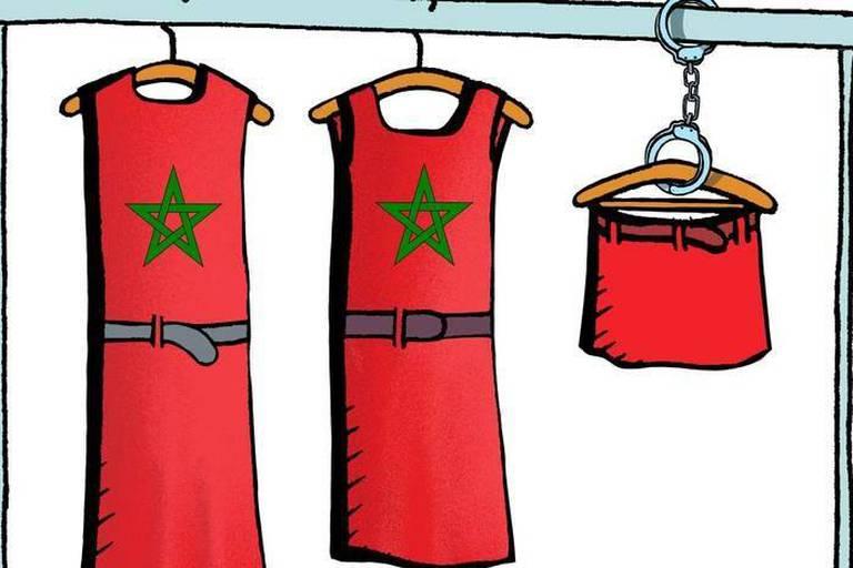 Jupes: la société marocaine se radicalise