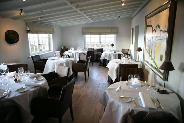 Quels restaurants belges dans le top 100 mondial ?