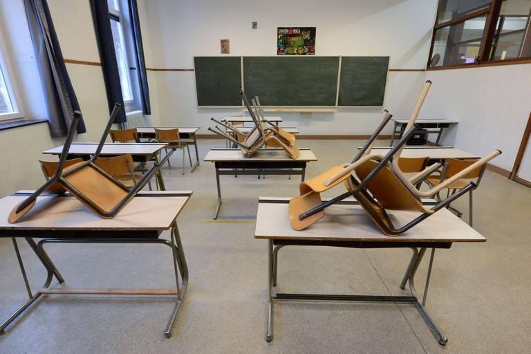 Une école primaire fermée à Alost après une série de tests positifs