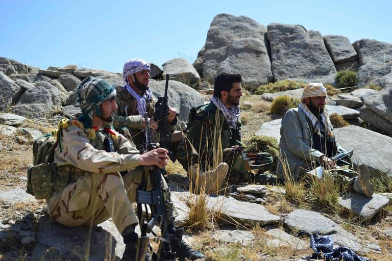 """Afghanistan: Ahmad Massoud appelle à un """"soulèvement national"""""""