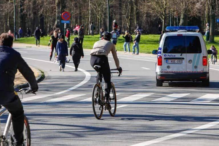 Le Bois de la Cambre : artère de circulation ou parc ? La VUB fait le point