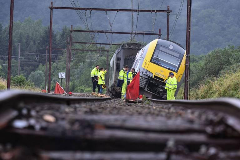 Réseau ferroviaire: le trafic restera perturbé jusqu'en août