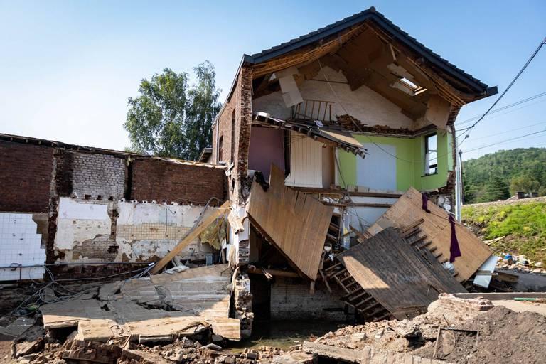 Lancement d'une plateforme wallonne pour mettre en contact propriétaires de logement et sinistrés