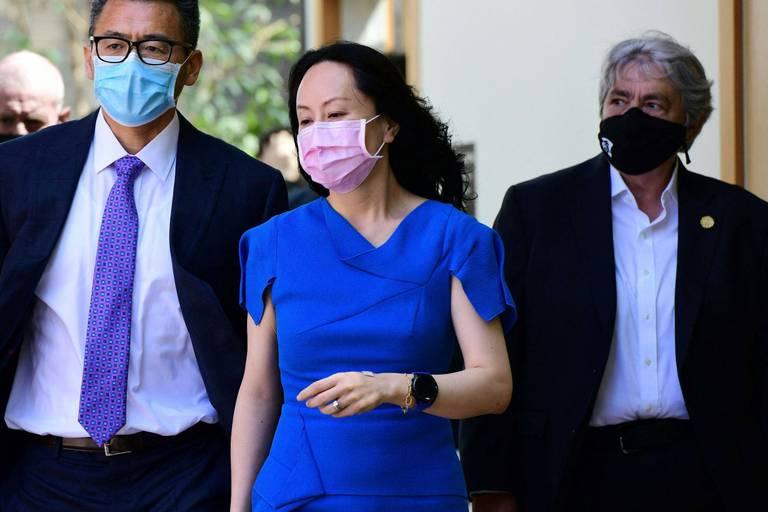 La directrice financière du géant chinois Huawei devant la justice canadienne
