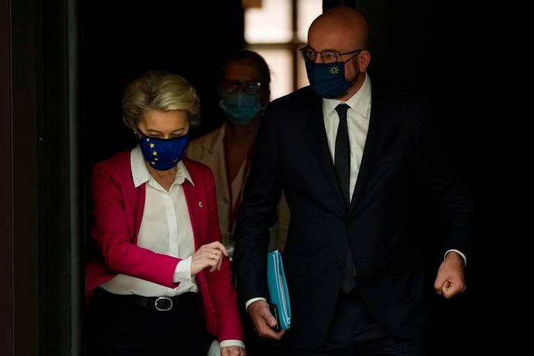 Charles Michel et Ursula Von der Leyen visiteront samedi le centre d'accueil des employés afghans de l'UE