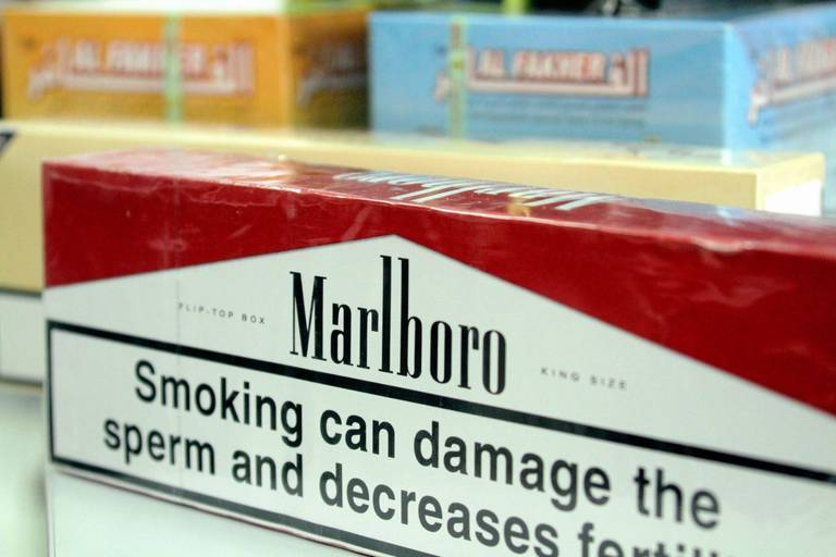 Philip Morris veut mettre fin à la marque Malboro