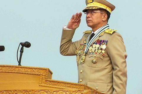 Birmanie: le chef de la junte promet des élections d'ici deux ans