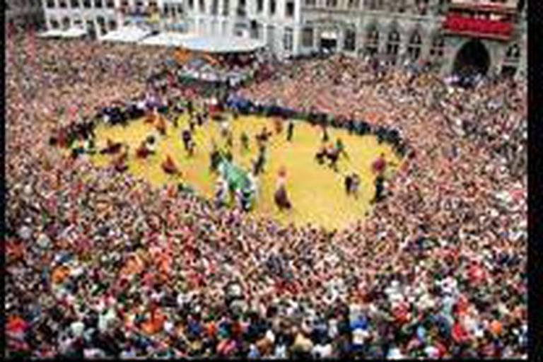 Capitale européenne de la Culture: Mons et Charleroi partenaires