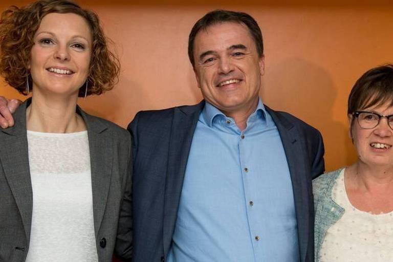 Marie-Martine Schyns redevient ministre de l'Enseignement, Alda Greoli à la Culture