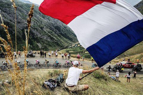 Le Tour de France à la rentrée des classes ? Il serait en concurrence avec le Mondial du chrono