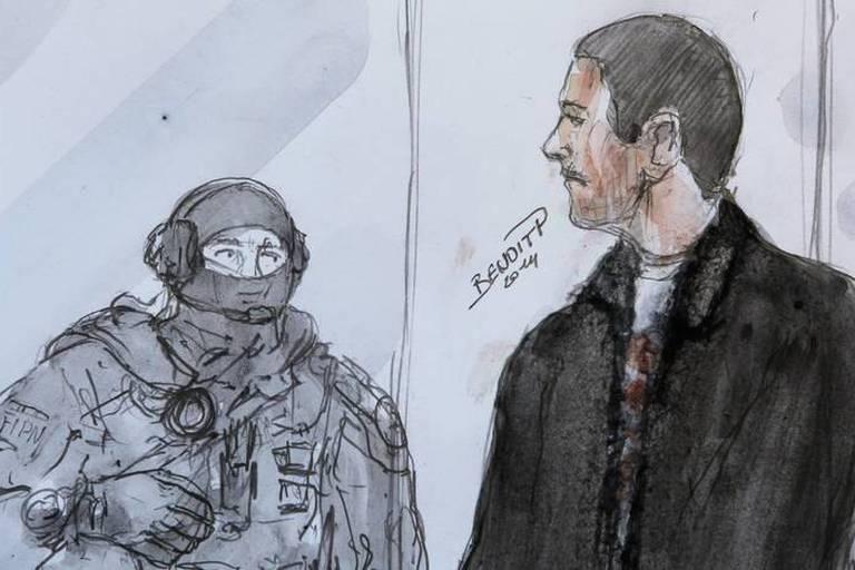 Tuerie du Musée juif : un Français écroué, quatre autres suspects relâchés