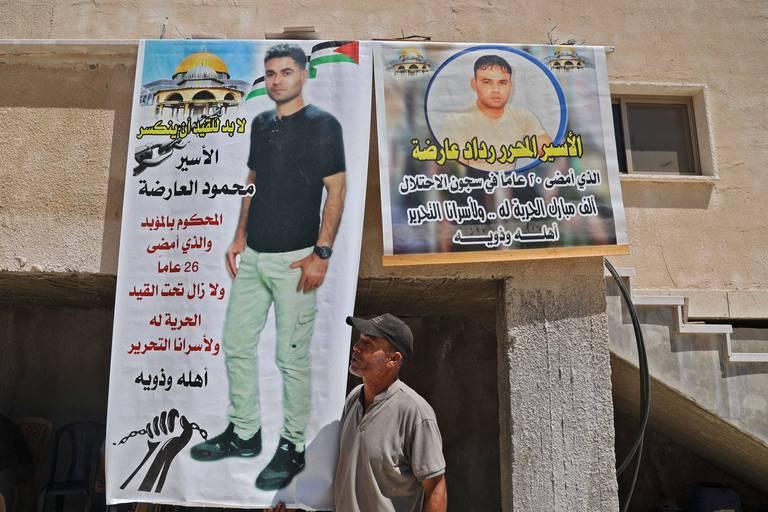 Quatre des six détenus Palestiniens évadés d'une prison israélienne capturés