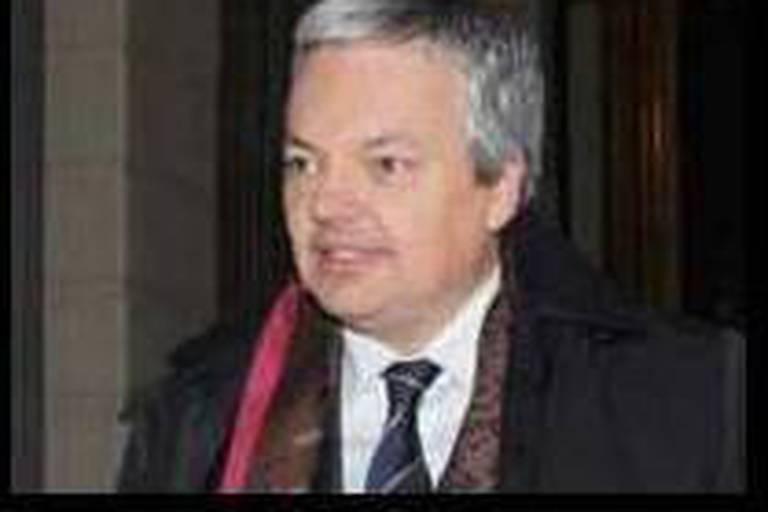 Fortis : Reynders réfute toute pression sur la justice