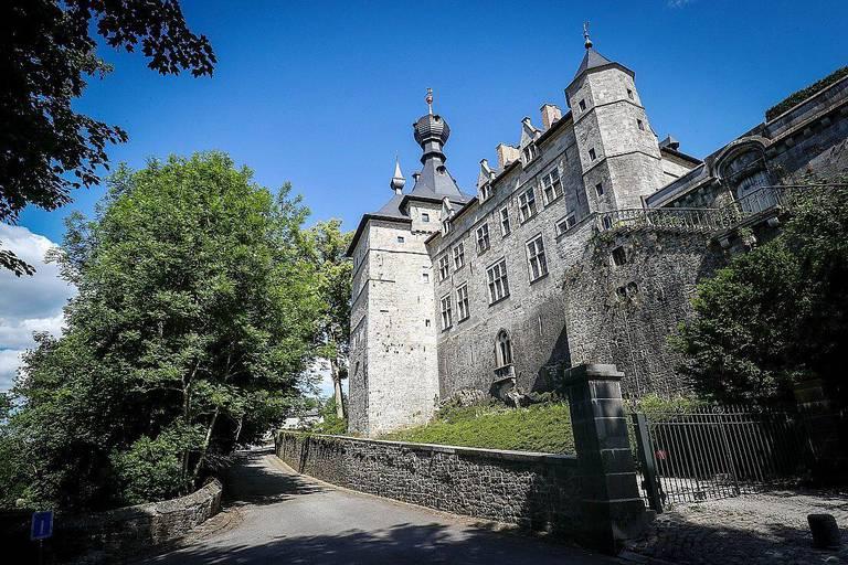 À la découverte de ces châteaux qui créent l'évènement en Belgique