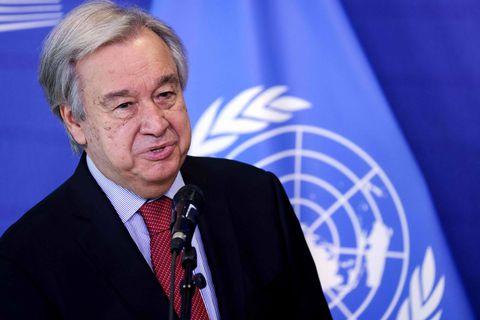 """Afghanistan: le chef de l'ONU met en garde contre """"une catastrophe humanitaire"""" et réclame des fonds"""