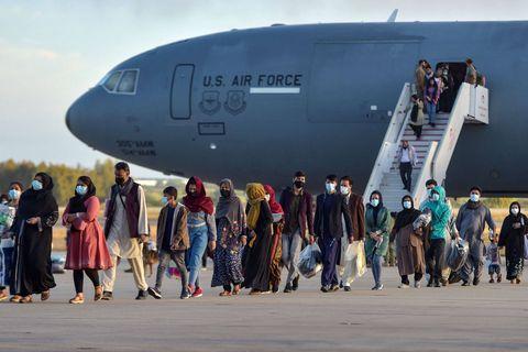 L'Europe se braque face aux réfugiés afghans