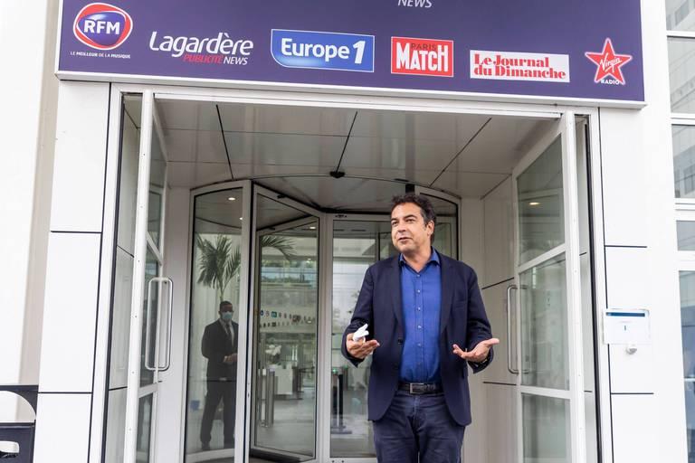 Nouveau départ chez Europe 1: Patrick Cohen quitte la station