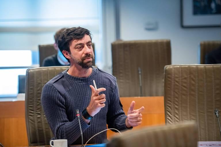 Willem-Frederik Schiltz veut cumuler la fonction de chef de groupe Open VLD au Parlement flamand avec celle d'échevin à Anvers.