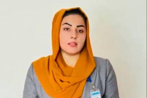 Depuis l'arrivée des Talibans au pouvoir le nombre de femmes journalistes à Kaboul est passé de 700 à moins de 100