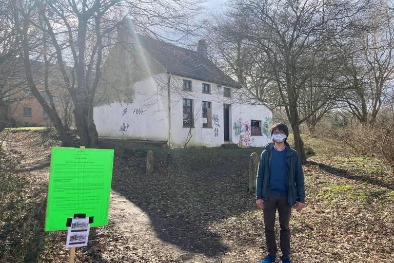 L'UCLouvain va rénover la petite maison du lac de Louvain-la-Neuve