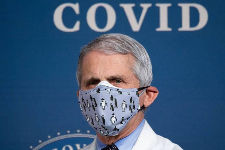 """Dr Fauci sur la vaccination : """"Il est probable que tout le monde ait besoin d'un rappel à un moment donné"""""""