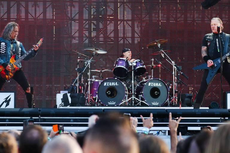 Metallica sera à l'affiche de Rock Werchter en 2022 !