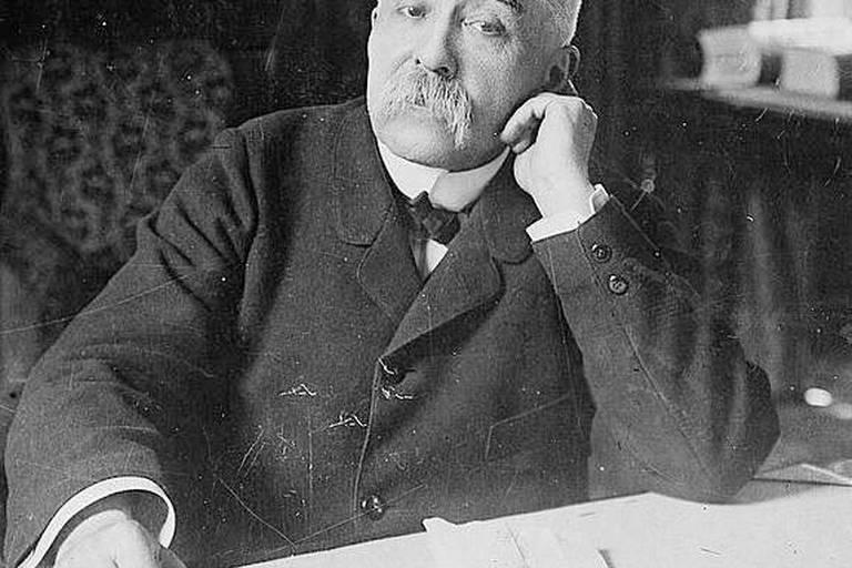 Le dernier amour de Clemenceau