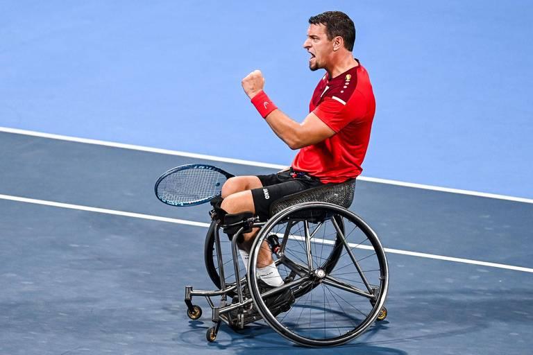 Jeux Paralympiques : Joachim Gérard hospitalisé d'urgence
