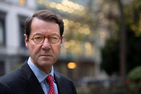 Le CEO de la banque privée Bruno Colmant.