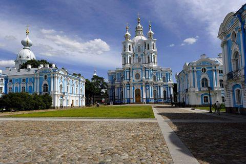 Coronavirus: Saint-Pétersbourg, ville hôte de l'Euro, enregistre le bilan le plus élevé de Russie