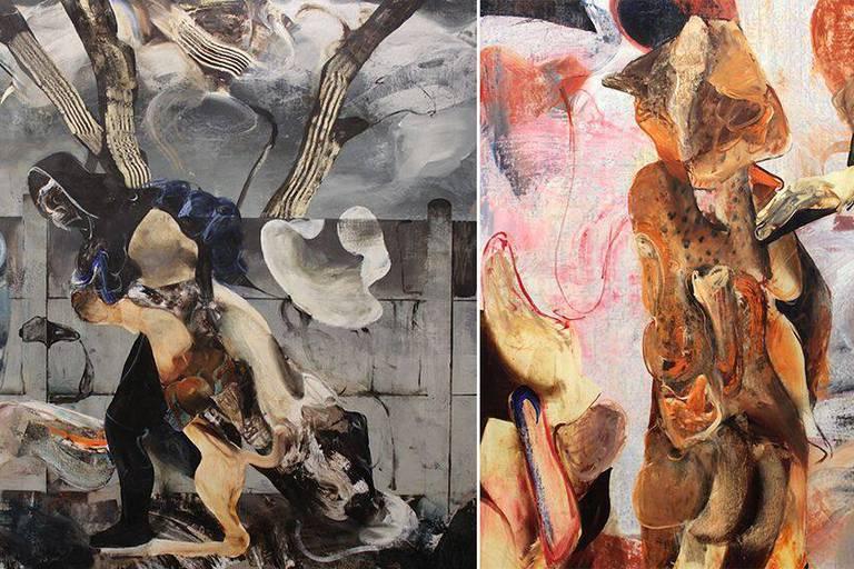 Adrian Ghenie dévoile douze nouvelles œuvres à Anvers. Un événement !