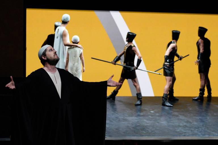 Moïse et les Princesses au festival Rossini
