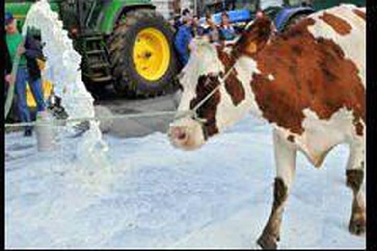 Delhaize et Carrefour rappelent des briques de lait