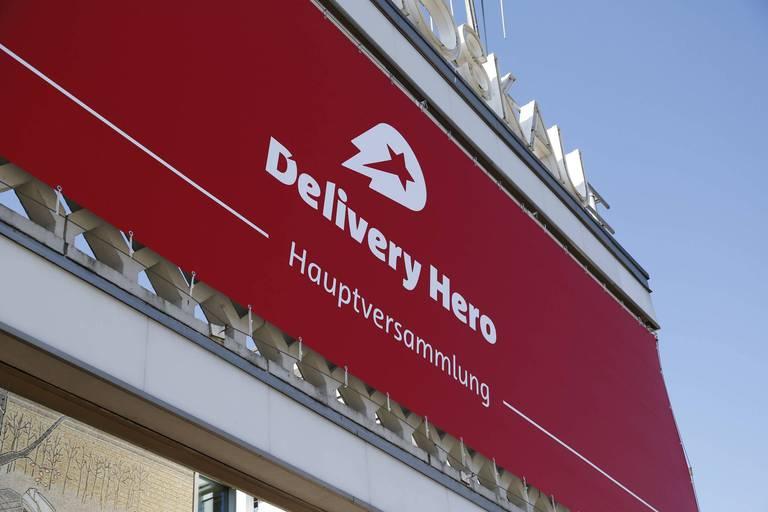 Après une croissance déjà rapide, Delivery Hero veut quadrupler son chiffre d'affaires d'ici 2023