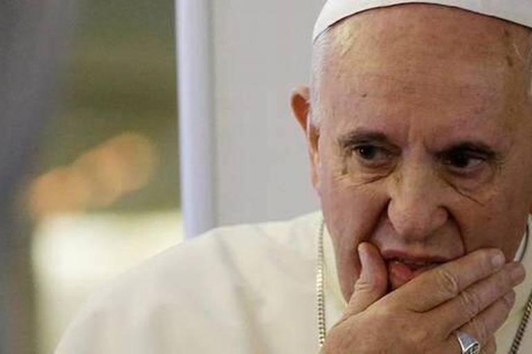 """Le pape aux juifs: """"Vous avez souffert, à présent c'est notre tour"""""""