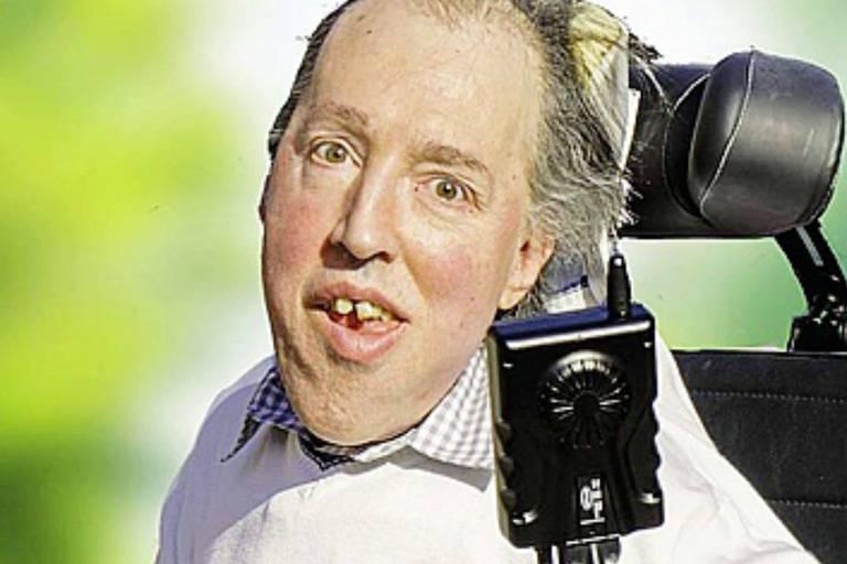 """""""Je gère ma vie comme si je n'étais pas porteur d'un handicap"""", partage Vincent Fries, candidat sur la liste Ecolo à Namur"""