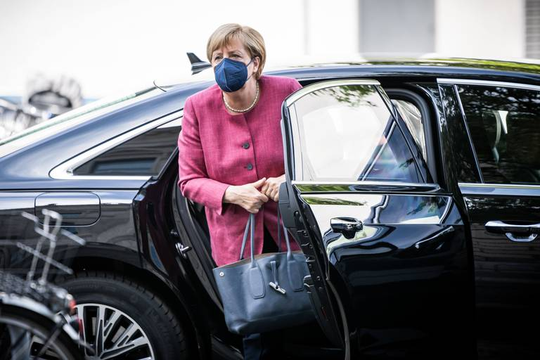 Bundestag parliamentary group meetings in Berlin - CDU/CSU