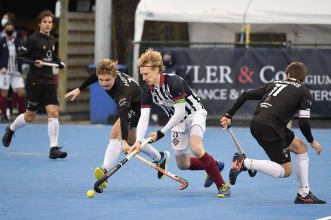 Hockey : un point à l'arrachée pour l'Herakles en progrès contre le Racing